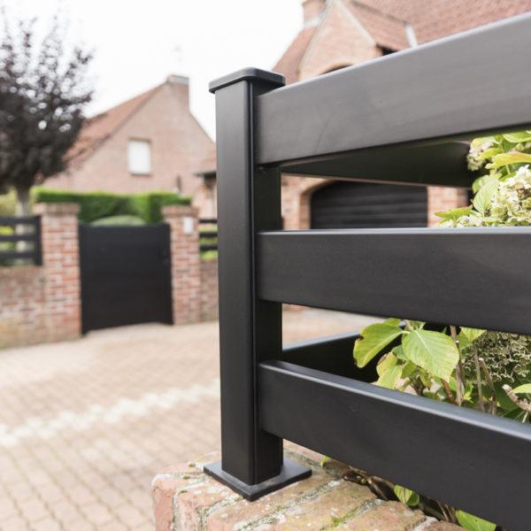 YVES-CARTON-PORTAILS-LILLE-cloture-aluminium-3lisses-horizontales-noir