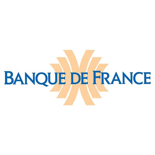 Banque de France logo - Yves Carton