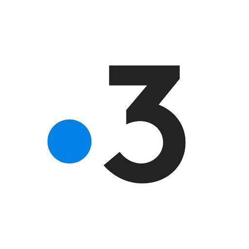 France 3 logo - Yves Carton