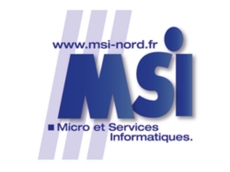 MSI logo - Yves Carton