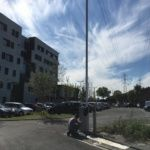 Sécurisation du site Work Lab city par la mise en place de barrières levantes et portes basculantes - Yves Carton
