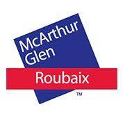 logo MC Arthur Glen Roubaix pour Yves Carton Portail