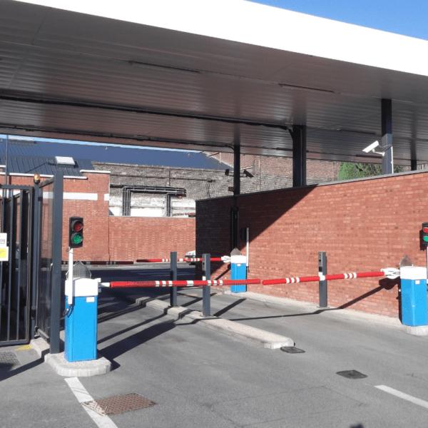 OVH Remise à niveau du contrôle des accès extérieurs du site de Roubaix l Yves Carton