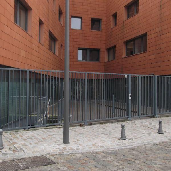 Chantier Souhame sécurisation de bureaux Euralille l Yves Carton